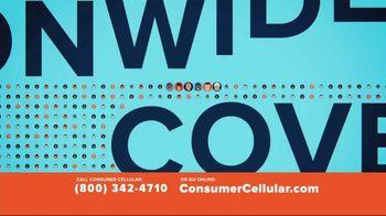 Consumer Cellular TV Spot, 'Better Value: Fishing: $25 Off' - Thumbnail 4