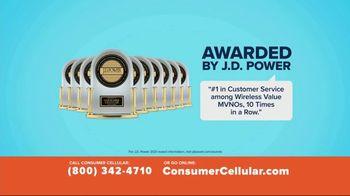 Consumer Cellular TV Spot, 'Better Value: Fishing: $25 Off' - Thumbnail 6