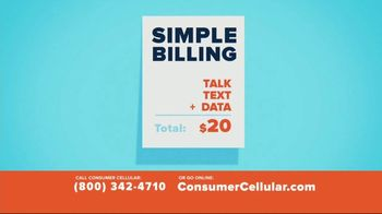 Consumer Cellular TV Spot, 'Better Value: Fishing: $25 Off' - Thumbnail 7