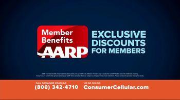 Consumer Cellular TV Spot, 'Better Value: Fishing: $25 Off' - Thumbnail 8