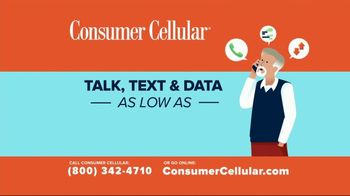 Consumer Cellular TV Spot, 'Better Value: Fishing: $25 Off' - Thumbnail 9