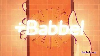 Babbel TV Spot, 'French' - Thumbnail 1