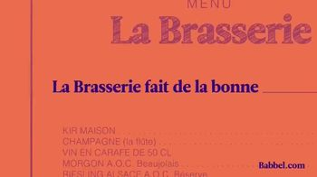 Babbel TV Spot, 'French' - Thumbnail 3