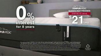 Ashley HomeStore Memorial Day Mattress Sale TV Spot, '35% Off Adjustable Bases, Zero Interest' - Thumbnail 6