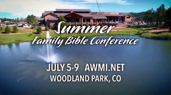 Andrew Wommack Ministries TV Spot, '2021 Summer Family Bible Conference' - Thumbnail 9