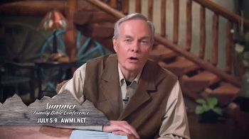 Andrew Wommack Ministries TV Spot, '2021 Summer Family Bible Conference' - Thumbnail 1