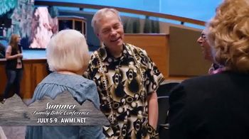 Andrew Wommack Ministries TV Spot, '2021 Summer Family Bible Conference' - Thumbnail 3