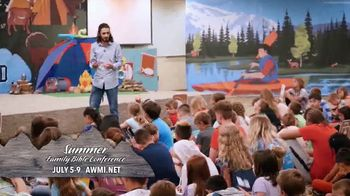 Andrew Wommack Ministries TV Spot, '2021 Summer Family Bible Conference' - Thumbnail 4
