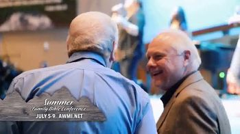 Andrew Wommack Ministries TV Spot, '2021 Summer Family Bible Conference' - Thumbnail 6