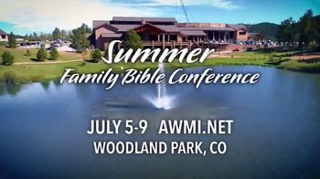 Andrew Wommack Ministries TV Spot, '2021 Summer Family Bible Conference' - Thumbnail 8