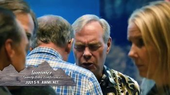 Andrew Wommack Ministries TV Spot, '2021 Summer Family Bible Conference'