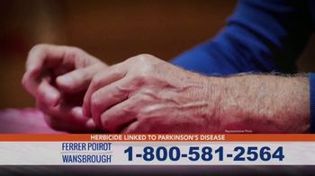 Ferrer, Poirot and Wansbrough TV Spot, 'Parkinson's Disease: Weed Killer' - Thumbnail 1