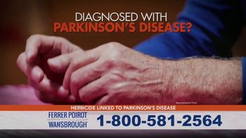 Ferrer, Poirot and Wansbrough TV Spot, 'Parkinson's Disease: Weed Killer' - Thumbnail 2