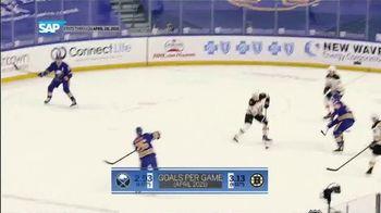 SAP TV Spot, 'Match-Up Insights: Sabres vs. Bruins' - Thumbnail 2