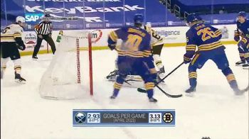 SAP TV Spot, 'Match-Up Insights: Sabres vs. Bruins' - Thumbnail 3