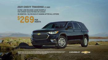 Chevrolet TV Spot, 'Memorial Day: Anywhere' [T2] - Thumbnail 6