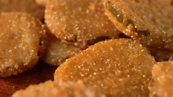 Zaxby's Fried Pickles TV Spot, 'When Life Gives You Cucumbers' - Thumbnail 4
