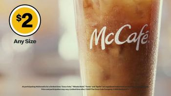 McDonald's TV Spot, 'Paradox of Deliciousness: $2 for Any Size Slushie or Iced Coffee' - Thumbnail 8