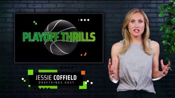 DraftKings Sportsbook TV Spot, 'Playoff Thrills: Bet $5 to Win $200' - Thumbnail 2
