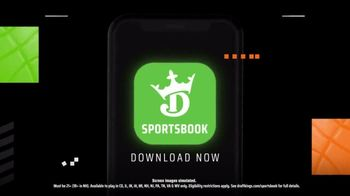 DraftKings Sportsbook TV Spot, 'Playoff Time: Hammer the Over' - Thumbnail 8