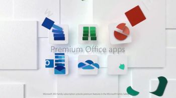 Microsoft 365 Family TV Spot, 'More in One Subscription' - Thumbnail 6