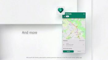 Microsoft 365 Family TV Spot, 'More in One Subscription' - Thumbnail 8