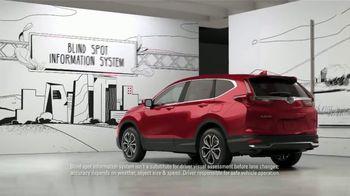 2021 Honda CR-V EX TV Spot, 'Better Than Ever: Premium Standard' [T2] - Thumbnail 4