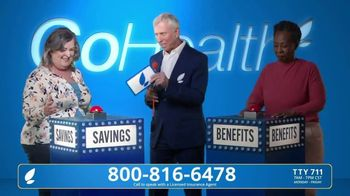 GoHealth TV Spot, 'Medicare Challenge: Savings & Benefits'