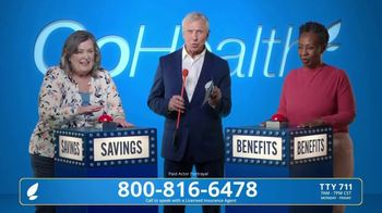 GoHealth TV Spot, 'Medicare Challenge: Savings & Benefits' - Thumbnail 2