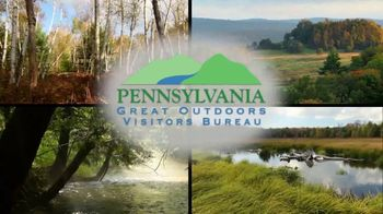 Pennsylvania Great Outdoors Visitors Bureau TV Spot, 'Home to Endless Adventure' - Thumbnail 1