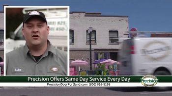 Precision Door Service TV Spot, 'Portland Strong' - Thumbnail 1