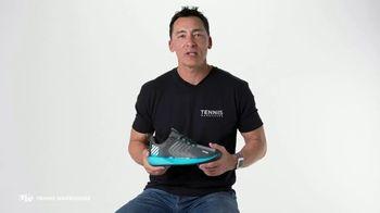 Tennis Warehouse TV Spot, 'K-Swiss Ultrashot 3' - Thumbnail 9