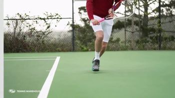 Tennis Warehouse TV Spot, 'K-Swiss Ultrashot 3' - Thumbnail 1