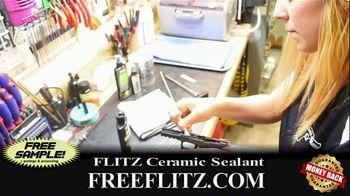 Flitz Premium Polishes TV Spot, 'Blades and Firearms: No Oily Finish'