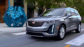 Cadillac Move Up TV Spot, 'Countdown to Luxury: SUVs' Song by DJ Shadow, Run the Jewels [T2] - Thumbnail 1