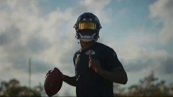 Oakley Pro Shield TV Spot, 'Focused' Featuring Lamar Jackson - 69 commercial airings