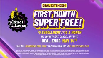 Planet Fitness TV Spot, 'Super Free: One Time Deal: First Month Free: Extended' Song by Rick James - Thumbnail 10
