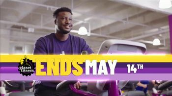 Planet Fitness TV Spot, 'Super Free: One Time Deal: First Month Free: Extended' Song by Rick James - Thumbnail 5