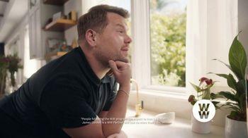 WW TV Spot, 'Pizza: 50% Off' Featuring James Corden
