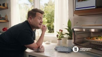 WW TV Spot, 'Pizza: 50% Off' Featuring James Corden - Thumbnail 4