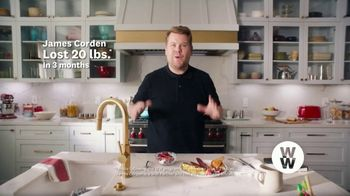 WW TV Spot, 'Let Me Show You How: Phone Right There: 50% Off' Featuring James Corden