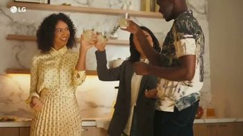 LG InstaView Kitchen Suite TV Spot, 'Rock Every Occasion' Song by The Struts