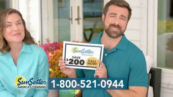SunSetter Retractable Awning TV Spot, 'A Shaded Retreat'