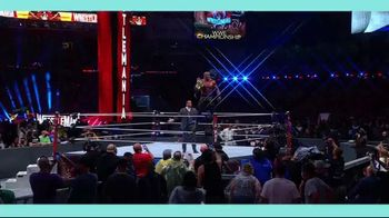 COVID Collaborative TV Spot, 'WWE: Return to the Ring' Featuring Gregory Mizanin, Drew McIntyre - Thumbnail 6