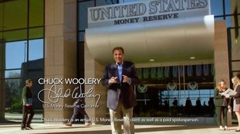 U.S. Money Reserve TV Spot, 'The Next Gold Rush Is Just Beginning'