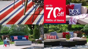 Overstock.com Memorial Day Blowout TV Spot, 'Christopher Knight Patio Furniture Savings and Free Shipping' - Thumbnail 7