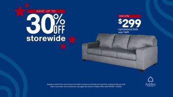 Ashley HomeStore Memorial Day Sale TV Spot, 'Up to 30% Off' - Thumbnail 4