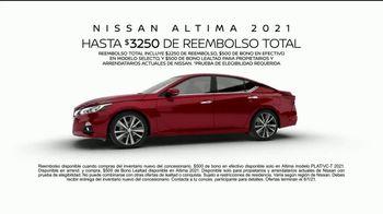 2021 Nissan Altima TV Spot, 'Estacionamiento' canción de John Rowcroft, Tarek Modi [Spanish] [T2] - Thumbnail 10