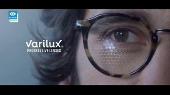 Essilor Varilux Progressive Lenses TV Spot, 'See No Limits: Architect'