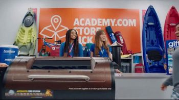 Academy Sports + Outdoors TV Spot, 'Keep Those Grilling Plans' - Thumbnail 7